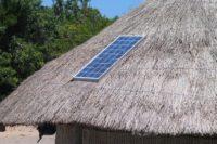 umweltfreundliche Häuser
