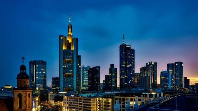 Frankfurt ist ein beliebtes Ziel für ausländische Investoren