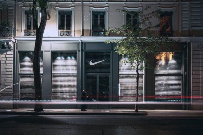 Nike kauft Denkmal in Paris für 613 Mio.