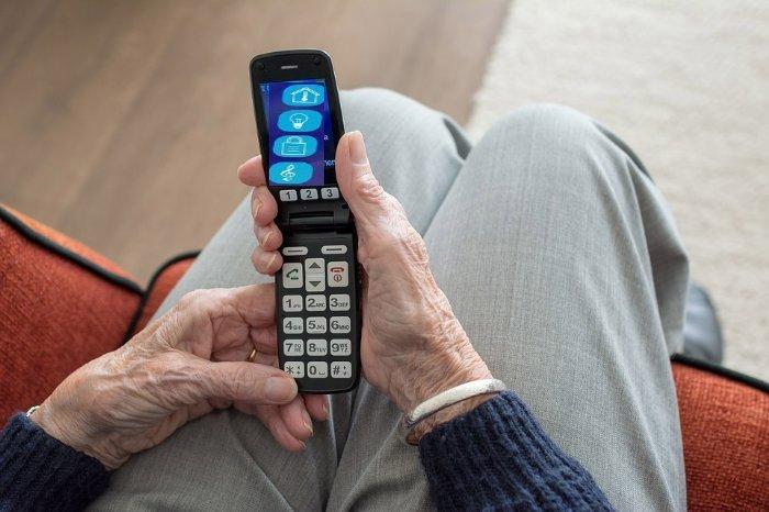 Babybomer und Senioren lieben ihr Smart Home